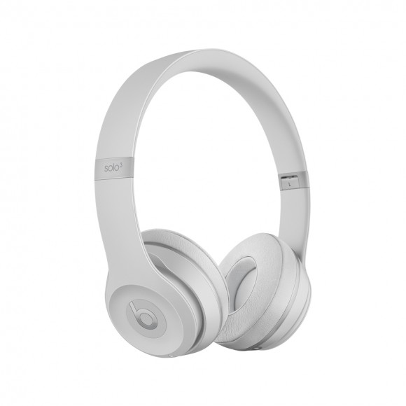 Beats Solo3 Wireless On-Ear Headphones Matte Silver