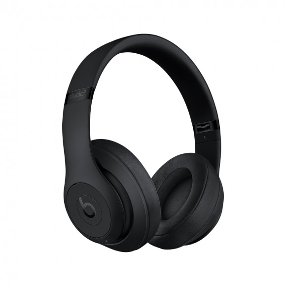 Beats Studio3 Wireless Over-Ear Headphones Matte Black