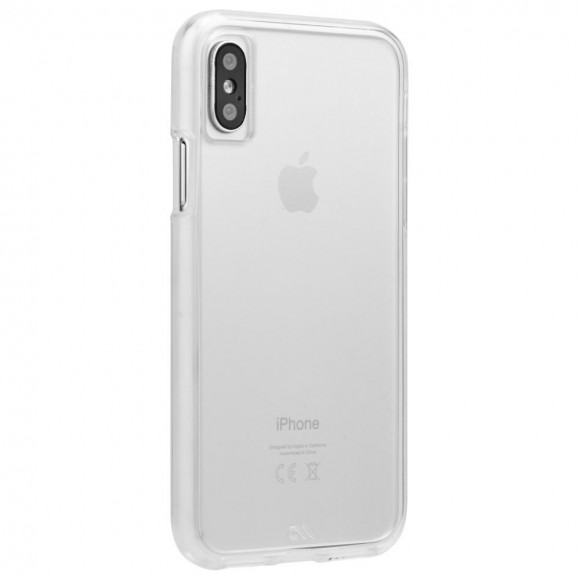 Case-Mate Tough Clear Case for Apple iPhone X ( CM036228)