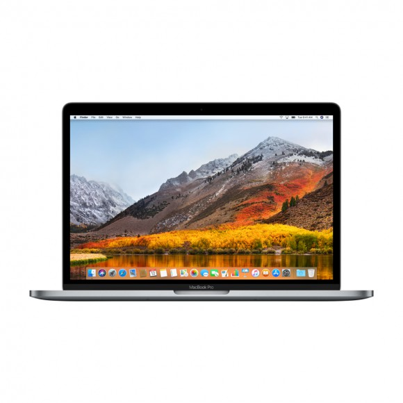 MacBook Pro RD TB Space Gray
