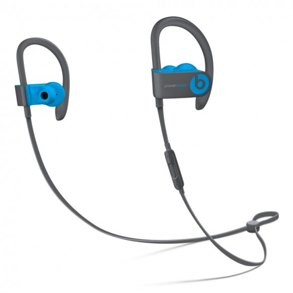 Powerbeats3 Wireless Earphones Flash Blue