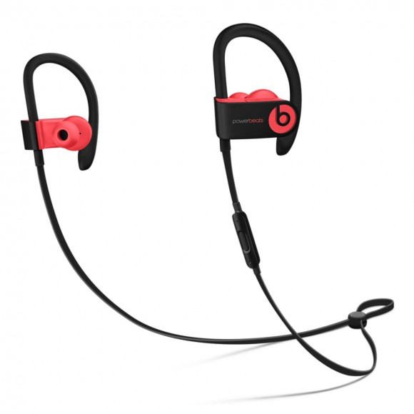 Powerbeats3 Wireless Earphones Siren Red
