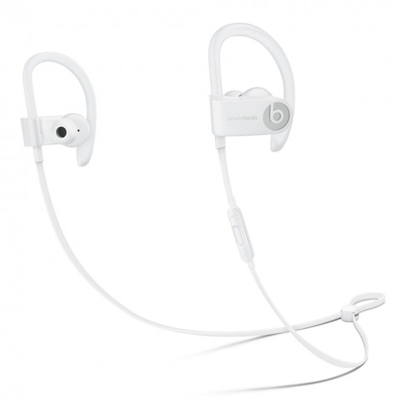 Powerbeats3 Wireless Earphones White