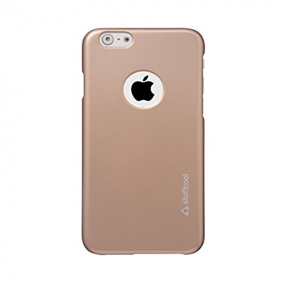 Stuffcool Element Hard Back Case Cover for Apple iPhone 6 -6S - Gold