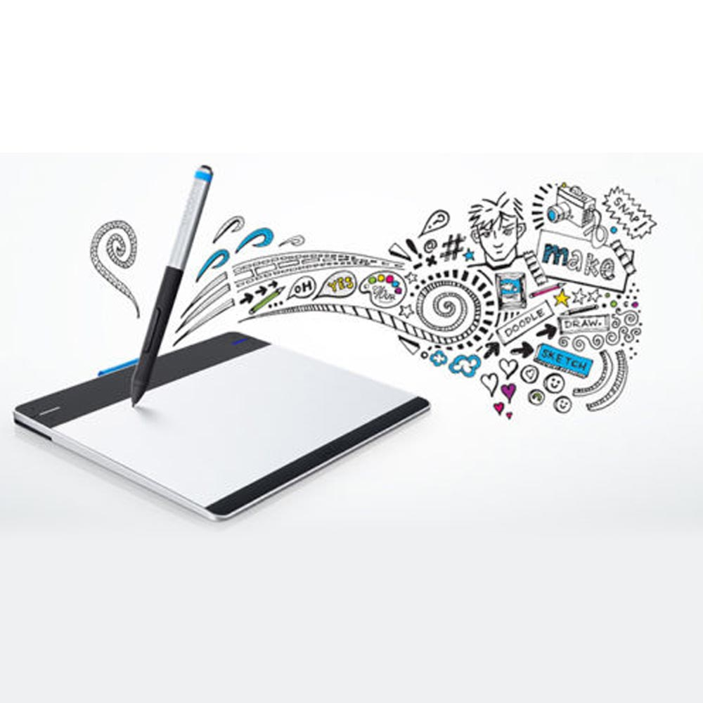 Wacom Intuos 3D Pen & Touch Tablet Review