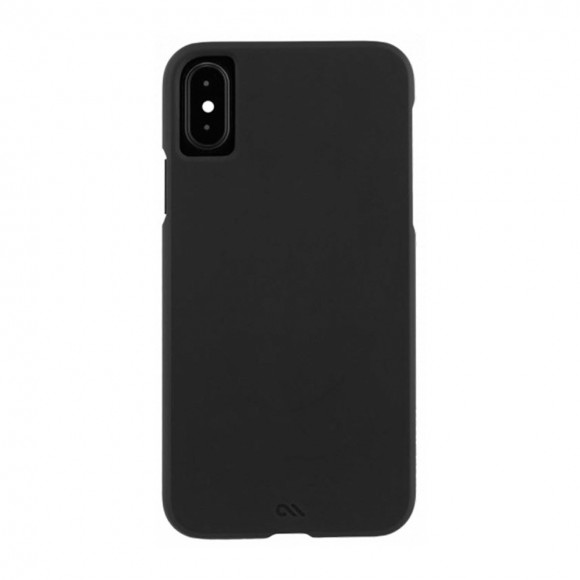 Case-Mate Barely There Case iPhone X - Black