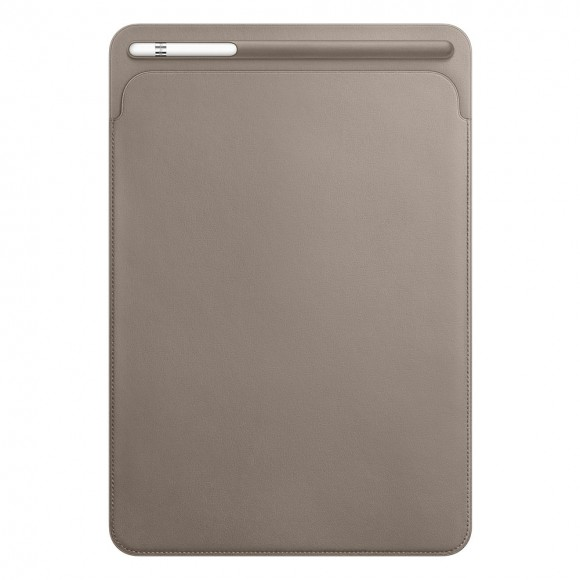 Leather-Sleeve-for-10.5‑inch-iPad-Pro-Taupe
