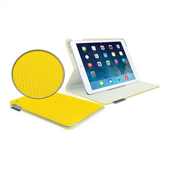Logitech-iPad-air-case-ylw