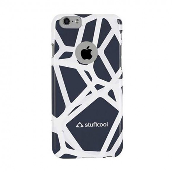 Stuffcool VIVANT Glossy Graphic Case for Apple iPhone 6 - 6S - Spiderweb