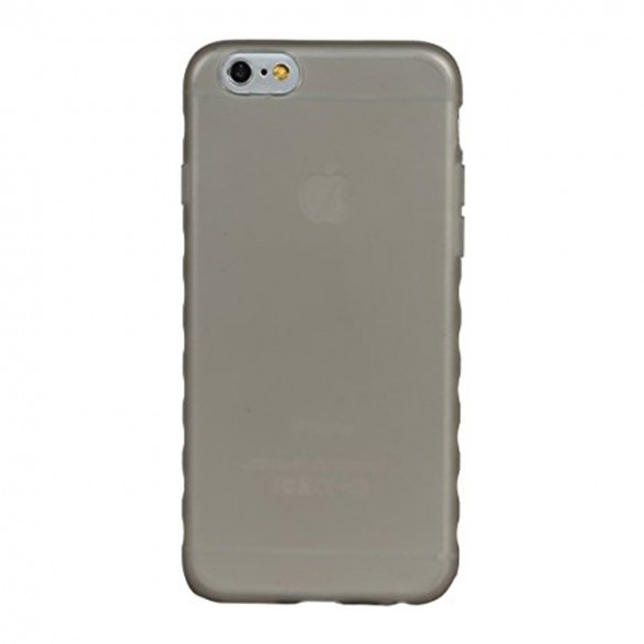 iAccy-iPhone-6S---iPhone-6-Soft-translucent-case---Grey