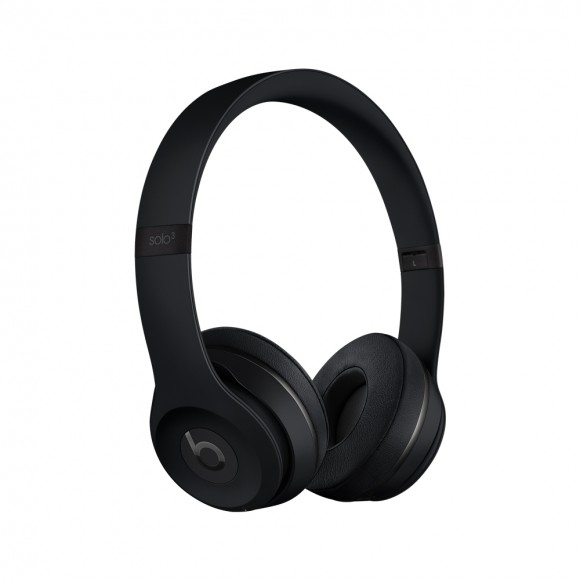 Beats Solo3 Wireless On-Ear Headphones Black
