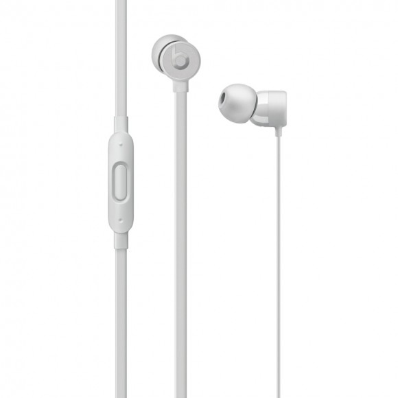urBeats3 Earphones with Lightning Connector - Matte Silver 1