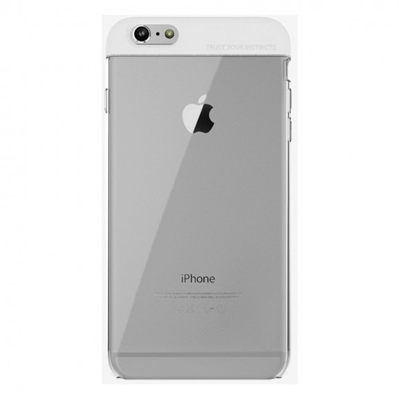 Araree Pops White Case for iPhone 6 Plus (White)