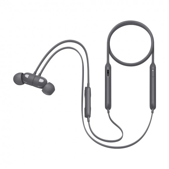 BeatsX Earphones Grey