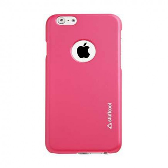 Stuffcool-Element-Hard-Back-Case-Cover-for-Apple-iPhone-6---6S-Pink