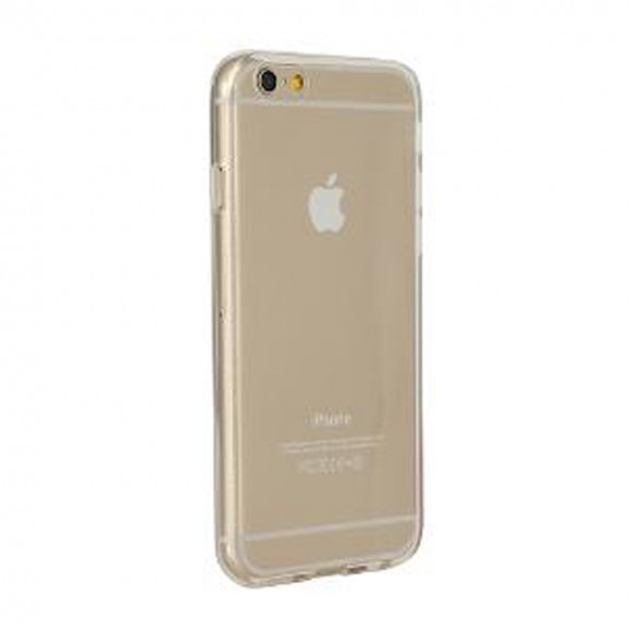 iAccy Mobile Back Cover For Apple iPhone 6 Plus (Transparent) - IP6P009