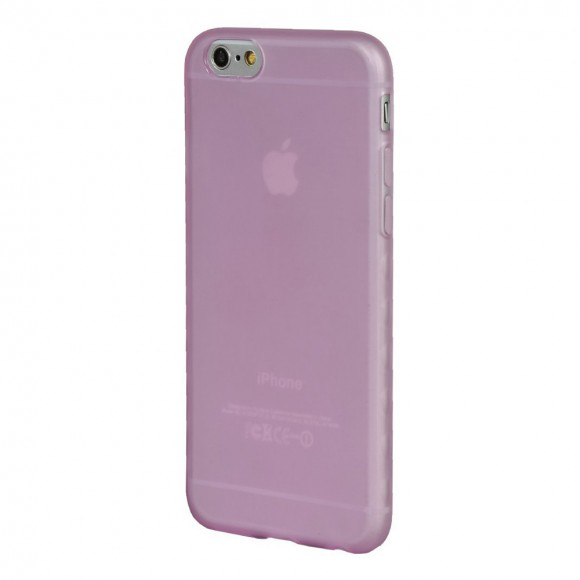iAccy-iPhone-6S---iPhone-6-Soft-translucent-case---Lilac