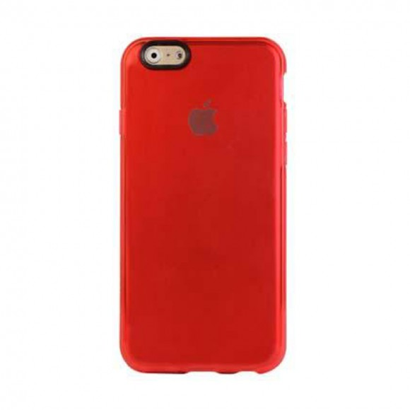 Stuffcool-Arc-Soft-Back-Case-Cover-for-Apple-iPhone-6---6s-Red