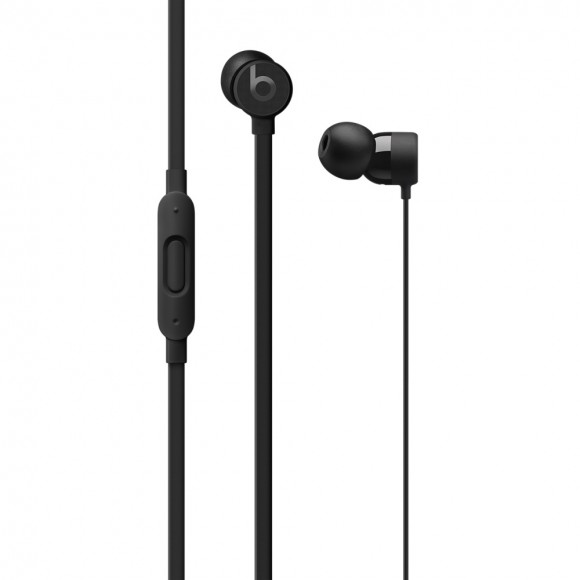 urBeats3 Earphones with 3.5mm Plug - Black 1