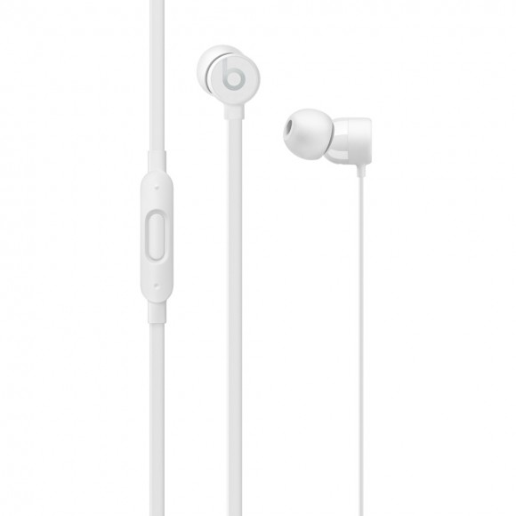 urBeats3 Earphones with 3.5mm Plug - White 1