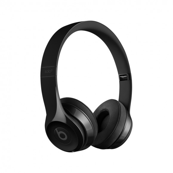 Beats Solo3 Wireless On-Ear Headphones Gloss Black