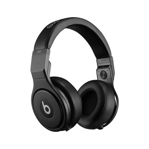 Beats Pro Over-Ear Headphones Black