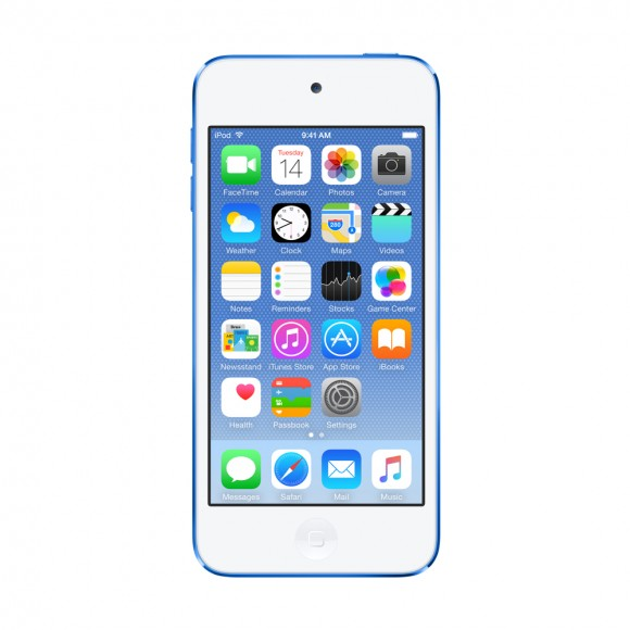iPod touch (Blue)