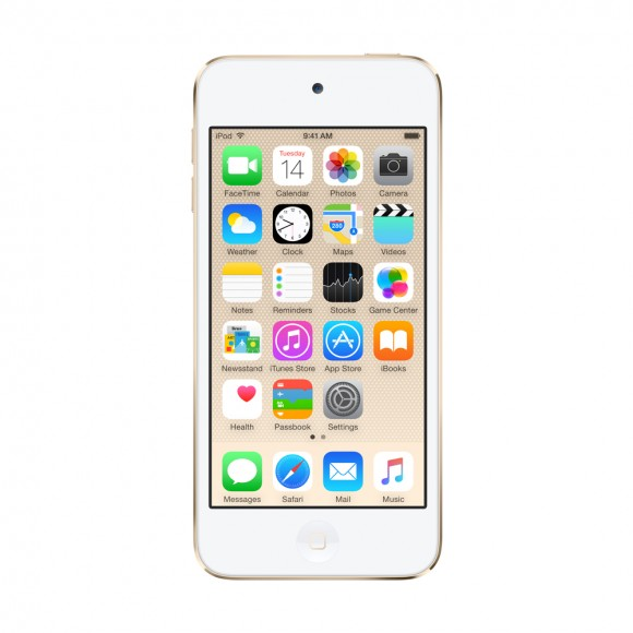 iPod touch (Gold)