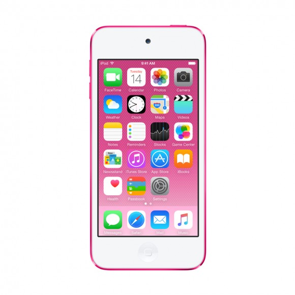 iPod touch (Pink)