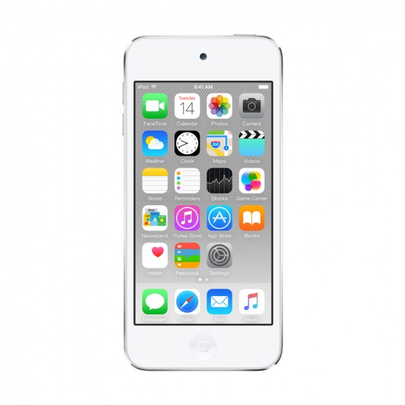 iPod touch (Silver)