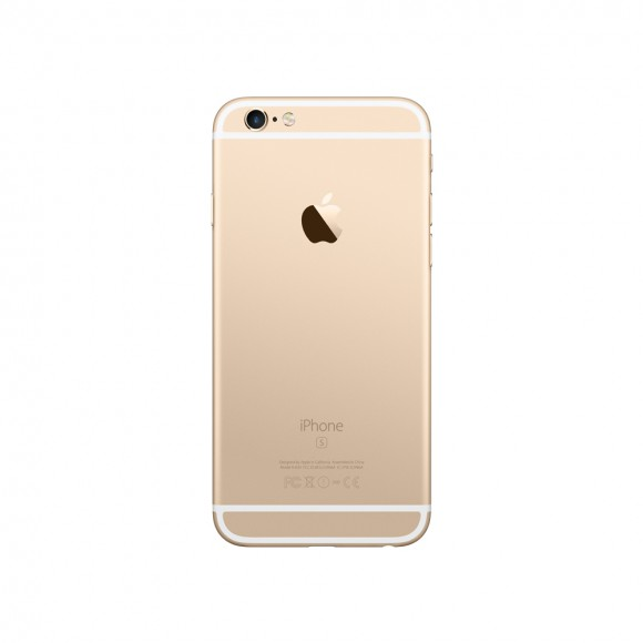 iPhone 6S Gold 3