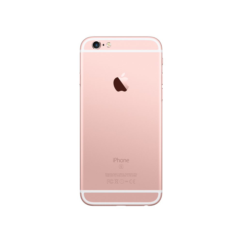 sysme apple authorized iphone 6s plus 32gb rose gold mn2y2hn a