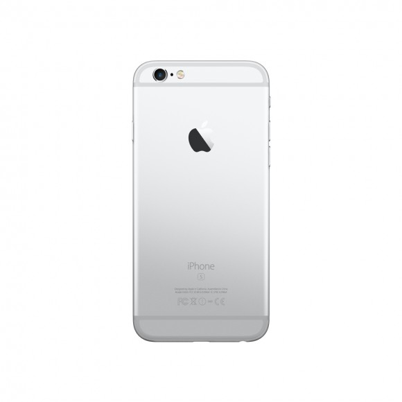 iPhone 6S Silver 3