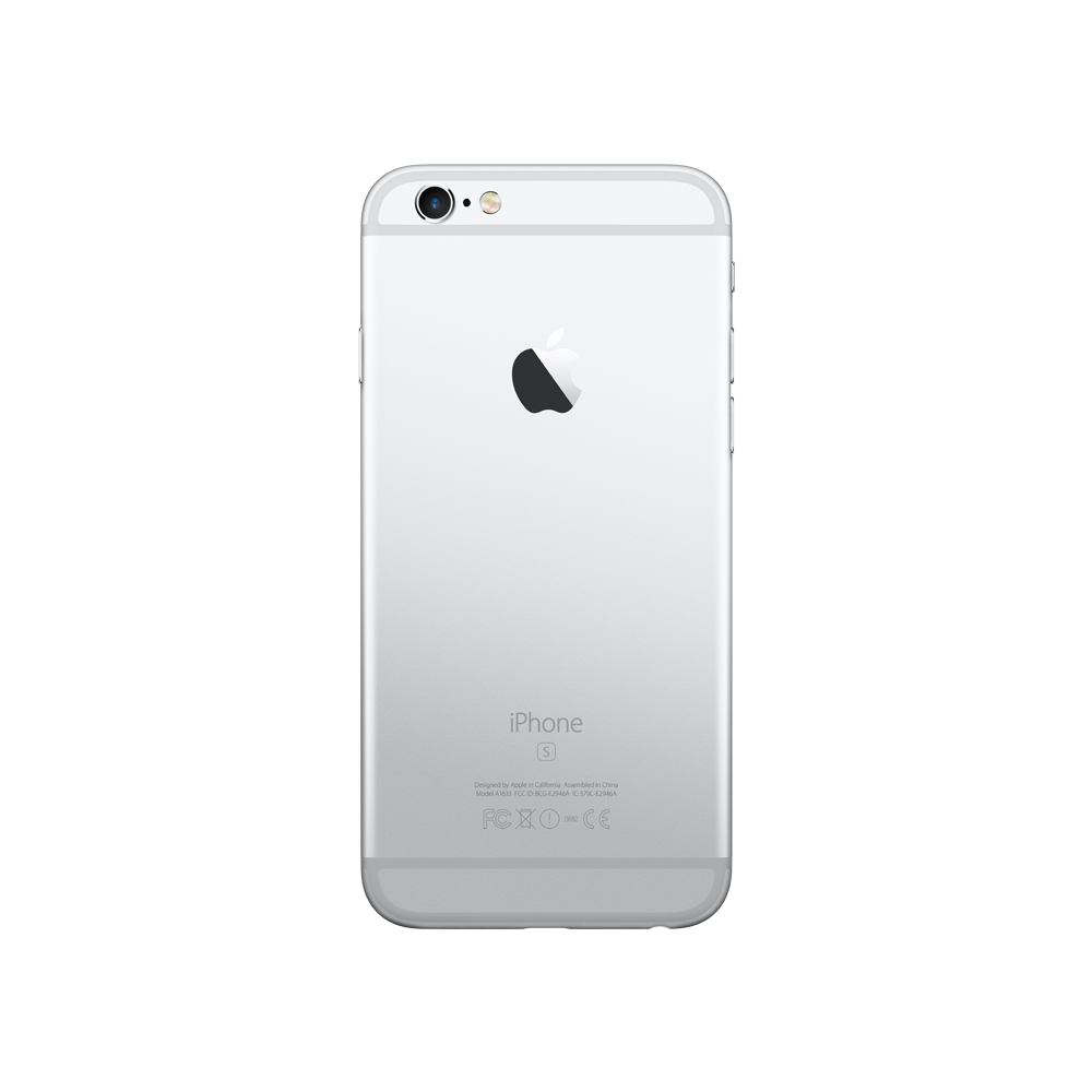 sysme apple authorized iphone 6s 32gb silver mn0x2hn a. Black Bedroom Furniture Sets. Home Design Ideas