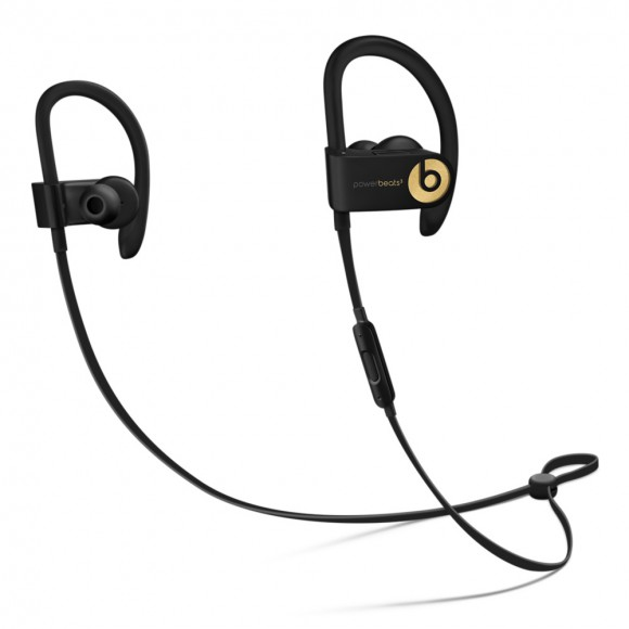 Powerbeats3 Wireless Earphones Trophy Gold