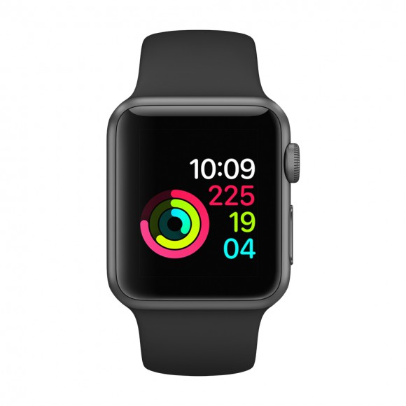 Watch S1 Space Gray 1