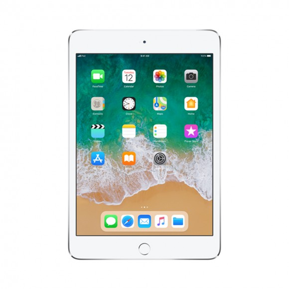 iPad Mini 4 Wifi  Cell Silver 1