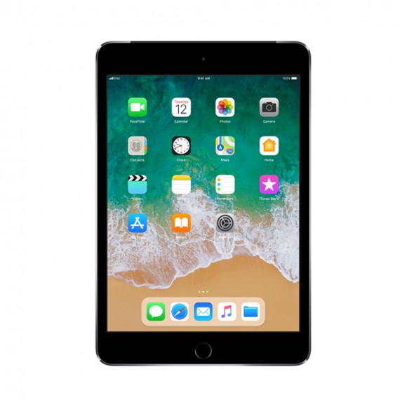 iPad Mini 4 Wifi  Cell Space Gray 1