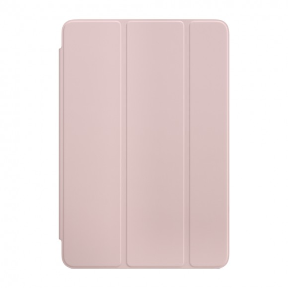 iPad Mini 4 smart cover Pink Sand