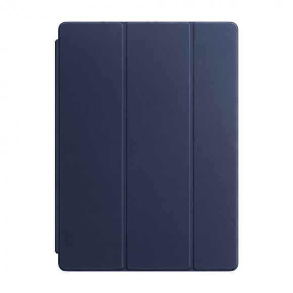 iPad Pro 12 Smart Cover Leather Midnight Blue