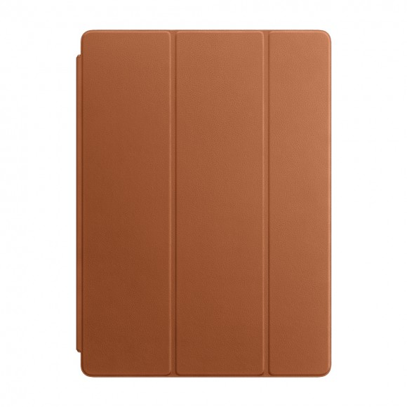 iPad Pro 12 Smart Cover Leather Saddle Brown