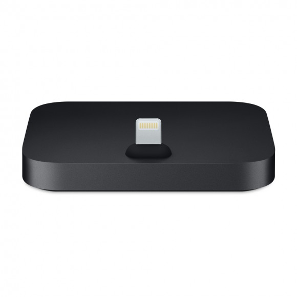 iPhone Lightning Dock Black