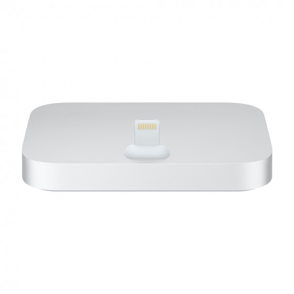 iPhone Lightning Dock Silver