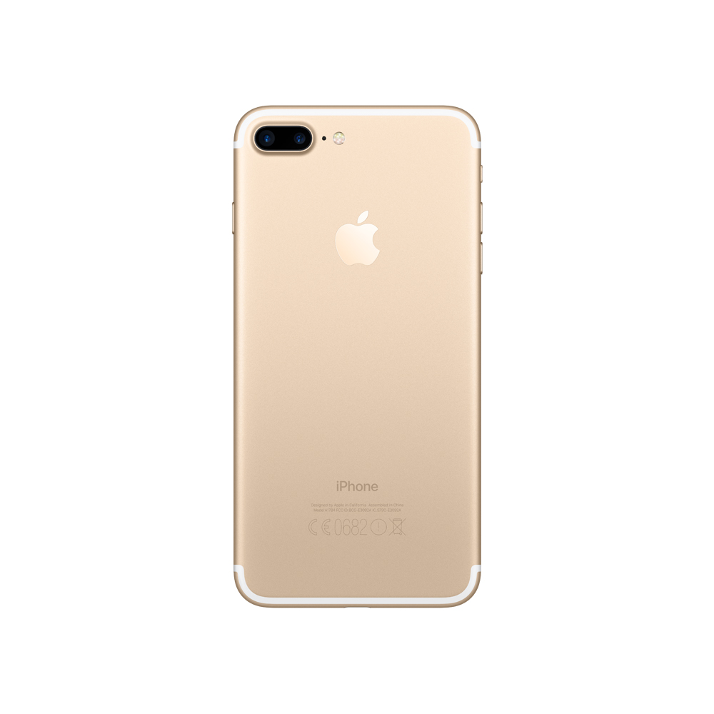 sysme apple authorized iphone 7 128gb gold mn942hn a. Black Bedroom Furniture Sets. Home Design Ideas