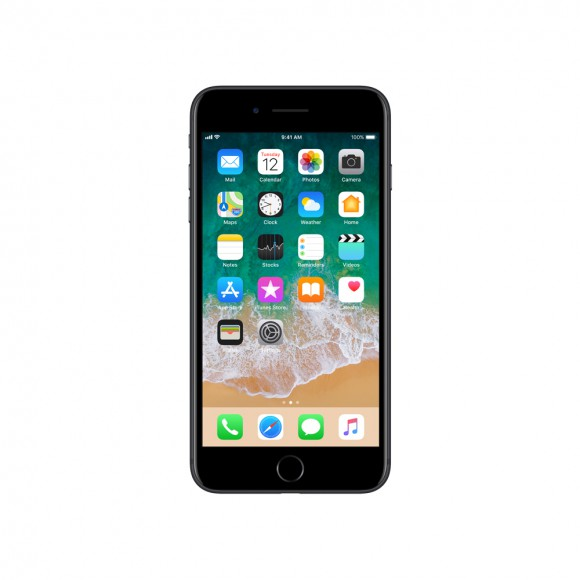 iPhone 7 Matt Blk 1