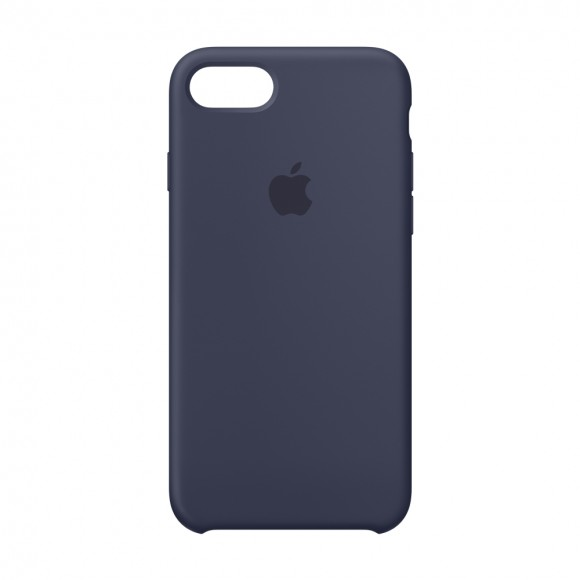 iPhone 8 -7 Silicone Case Midnight Blue