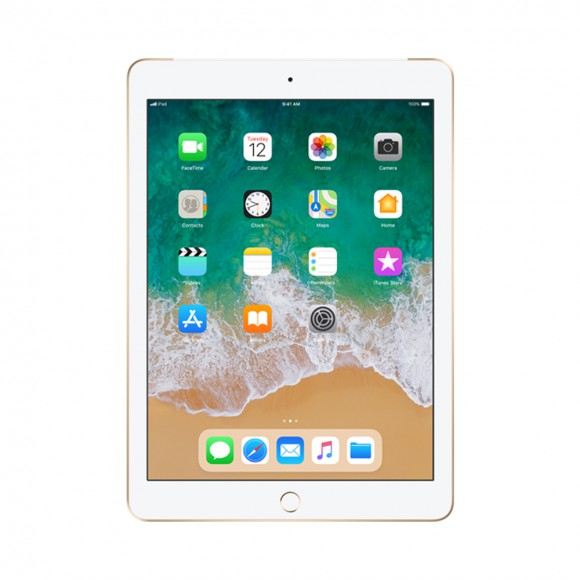 iPad Wifi  Cell Gold 1