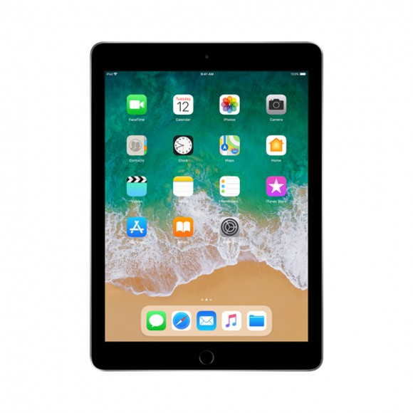 iPad Wifi Space Gray 1