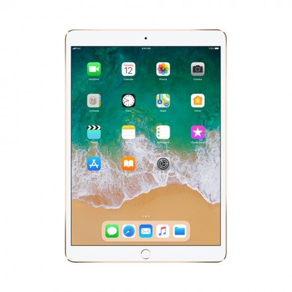 iPad Pro 10 Wifi Cell Gold 1