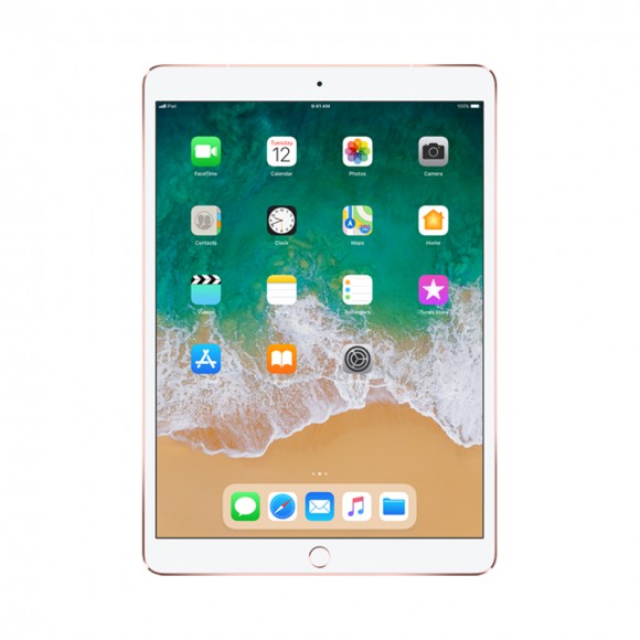 iPad Pro 10 Wifi Cell Rose Gold 1
